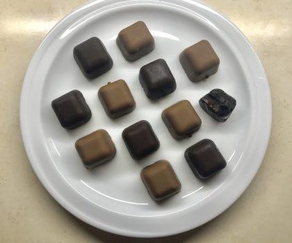 Конфеты с черным чесноком