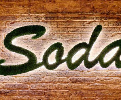Официальное открытие концептуального ресторана SODAbar на Оболони