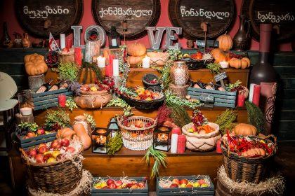 День всех влюбленных в ресторане Suluguni