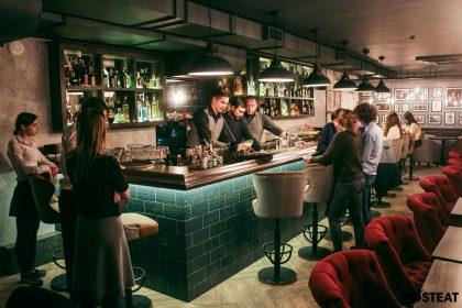 Новое место: Gimlet — бар ради бара