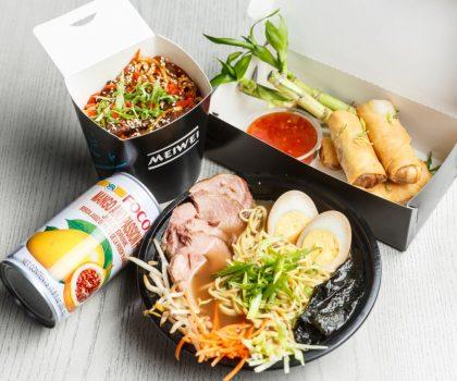 Новий ресторан Meiwei відкрився у форматі експрес