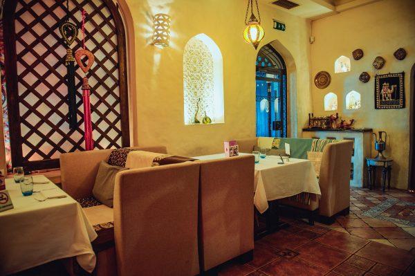 8 Марта в ресторане «Караван»