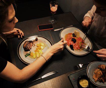 Бар Gimlet — еда на будни