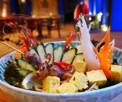 14 Марта в Asiatique. Гастрономический ужин. Корейская кухня