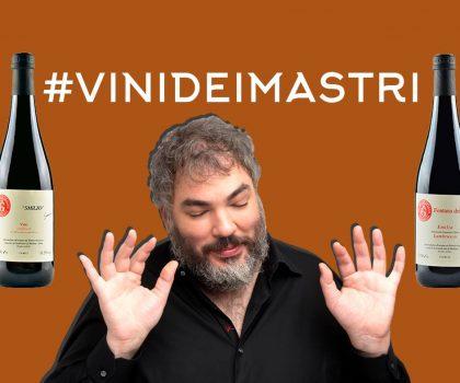 Величайший аперитив в Le Silpo 26 марта: Vini dei Mastri с Марко Черветти
