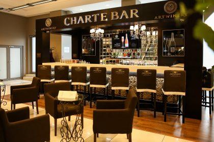 «Артвайнері» відкрив шампань-бар у київському ТРЦ Gulliver