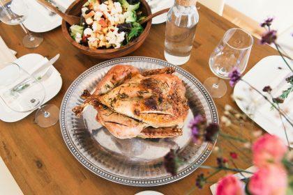 Где заказать курицу, цыпленка или утку целиком на компанию, чтобы отметить День Святого Патрика
