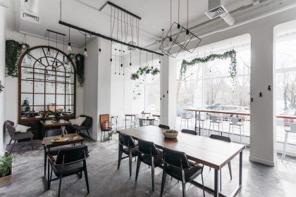 Открытие healthy кафе Sarra. Coffee&Food