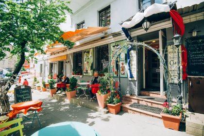 Дух нежного Прованса — в семье ресторанов Tres Franсais!