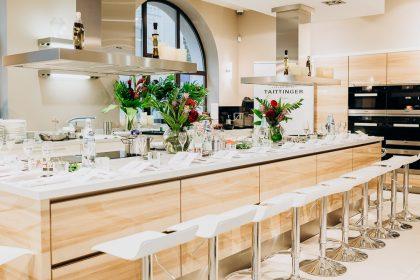 Готовим вместе с Miele: лучшие кулинарные мастер-классы в Киеве