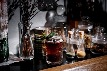 Cocktail Week в Киеве: 16 баров. 4 коктейля за 300 грн