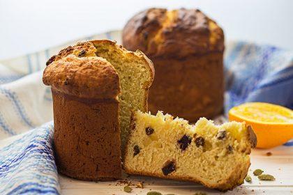 Пасхальный хлеб по маминому рецепту