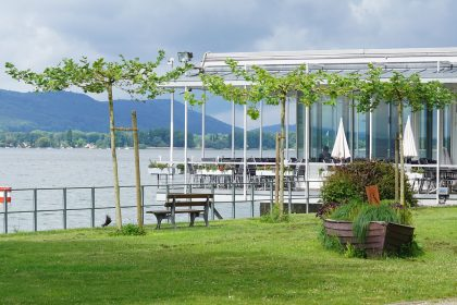Заведения на берегу Днепра: рестораны с прекрасными видами на реку!