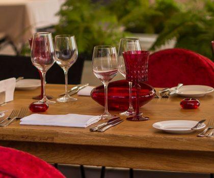 Ресторан Терраса представляет: Ателье Шеф-повара. Гурме-ужины на панорамной террасе