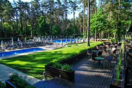 Маёвка в  Grand Admiral Resort & SPA