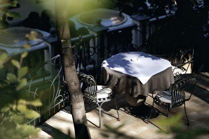 Летняя безмятежность в ресторане Терраса!