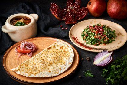 Бизнес-обеды в крымско-татарском стиле