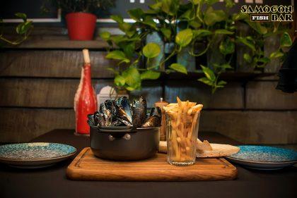Samogon Fish Bar — ПОРТАЛЫ праздничные дни в честь Дня Конституции