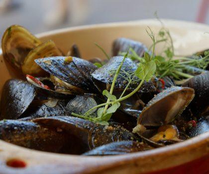 Гастрономический план на выходные от ресторана Рыба в Огне