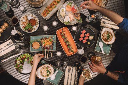 Ресторан «Buddha-Bar» приглашает попробовать обновленное меню!