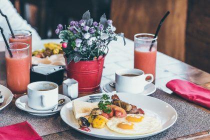 Завтраки в центре Киева: вкусное и полезное начало дня. Часть 2