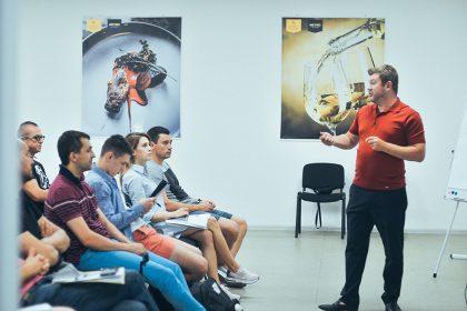 Чему учат в академии Димы Борисова: Borysov Academy/Metro Academy