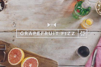 Tanqueray Grapefruit Fizz