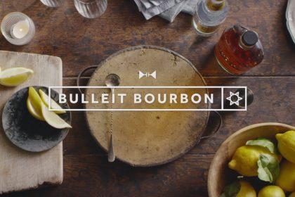 Bulleit Bourbon Lemon & Tonic