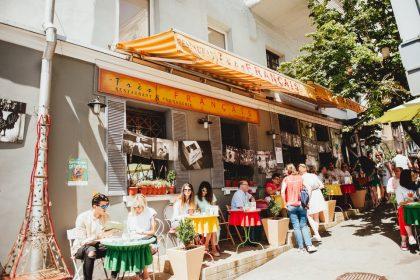 """День Бастилии в семье ресторанов """"Famille Tres Français""""!"""