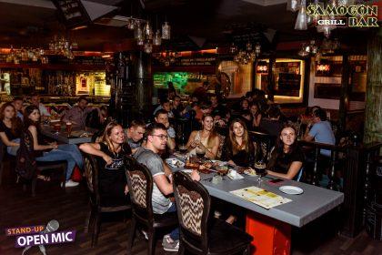 Samogon Stand-up – місце активного смішного та смачного відпочинку!