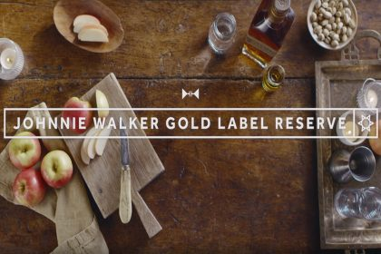 Johnnie Walker Whisky Apple Soda