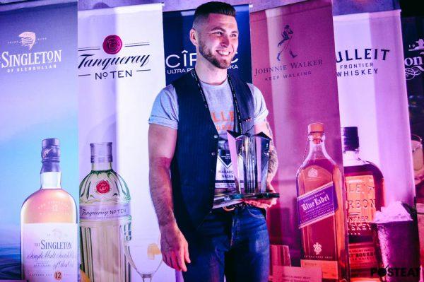 24 мая в Киеве определили лучшего бармена Украины по версии World Class
