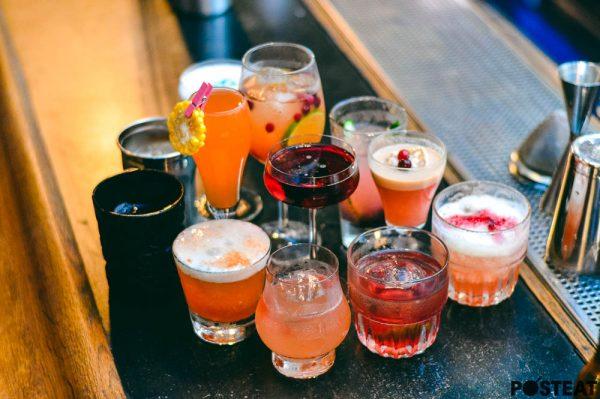12 новых коктейлей в «БарменДиктат»: розово-пудровая тематика в самом строгом баре Киева?