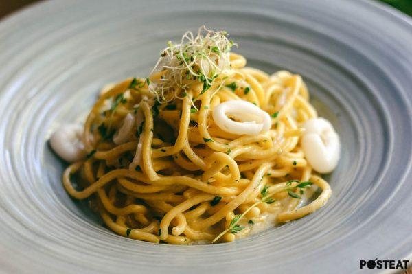 Cеть итальянских ресторанов Spezzo пополнила список гастрономических локаций столицы своим новым заведением