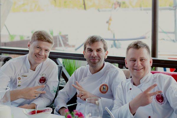 25.06.18 гастропаб «Brazzuka» — ужин проекта 13Chefs