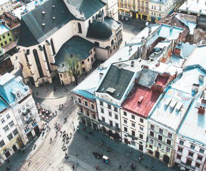 Ресторани Львова: гастро-тур містом Лева. Частина 1