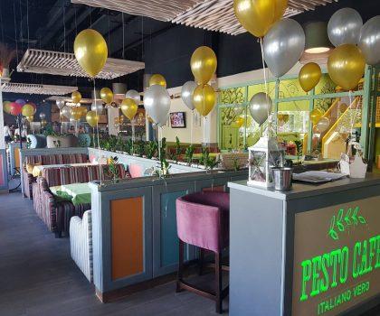 Дни полезного Кура Эпикур в PESTO CAFÉ: как прошел фестиваль!