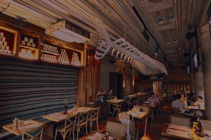 Бронируй стол в Рыбе-Пиле через TheTable