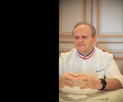 Ушел из жизни «шеф-повар века» Жоэль Робюшон