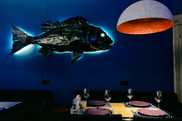 Фоторепортаж: Fish House