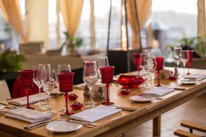 Гурме-ужин в Ателье Шеф-повара на панорамной террасе