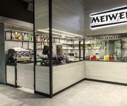 Новий ресторан мережі Meiwei відкрився на лівому березі Києва