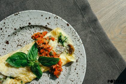 Фоторепортаж: Завтраки в Positano
