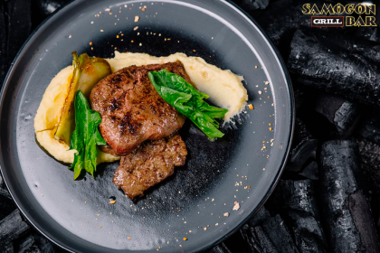 Samogon Grill Bar — нові смачні ділові обіди!