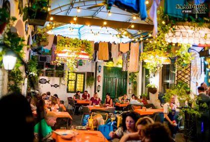 Вечірка «Риба та вино» — привід зібратися друзями у п'ятницю 28 вересня!