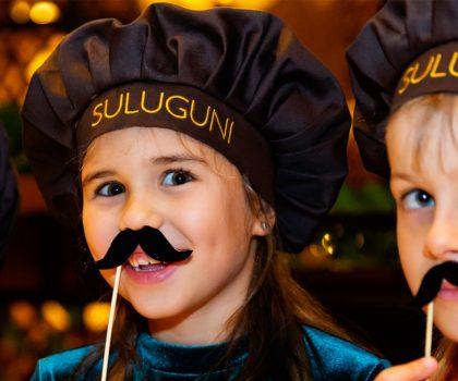 Дитячі свята по вихідним в SULUGUNI!