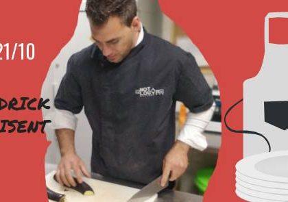 Кулинарная школа с французом Ульдриком Плезантом!