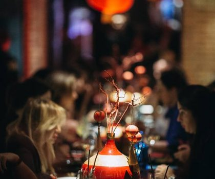 Знакомство с MAOTAI в BAO • Modern Chinese Cuisine