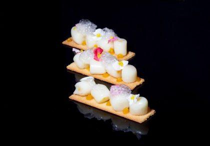 Молекулярні десерти від Дмитра Дударенко