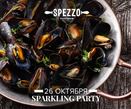 SparklingPartyв ресторанеSpezzo